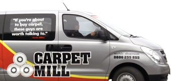 Carpet Mill Van